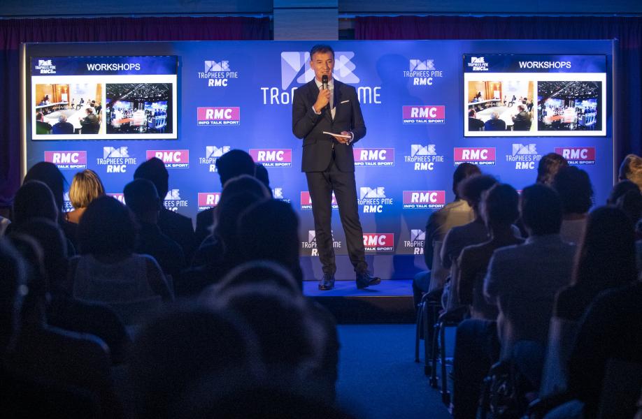 Tournée Trophées PME RMC