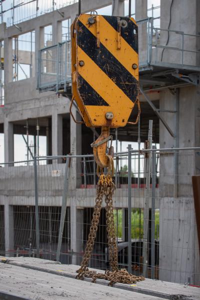 Reportage photo BTP et chantier - RECTOR Lezennes (59)