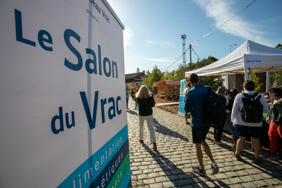 Photographe professionnel salon - Accueil Salon du Vrac 2020 - RESEAU VRAC - Salon du Vrac 3eme Edition
