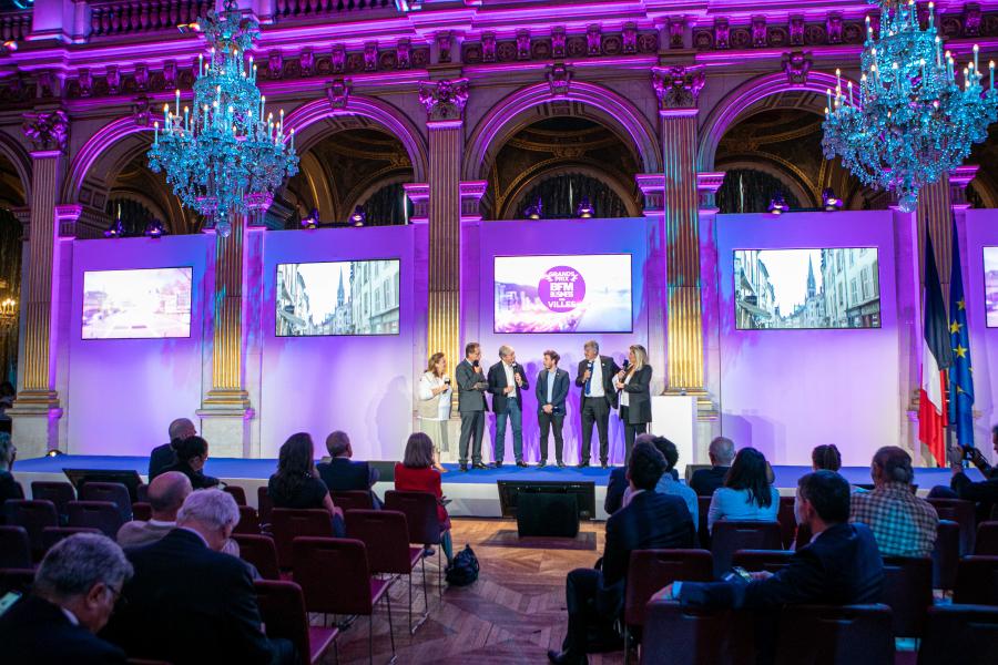 Grand Prix des Villes - BFM Business